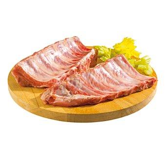 Costilla de cerdo en trozos (peso aprox. ) 520 gr