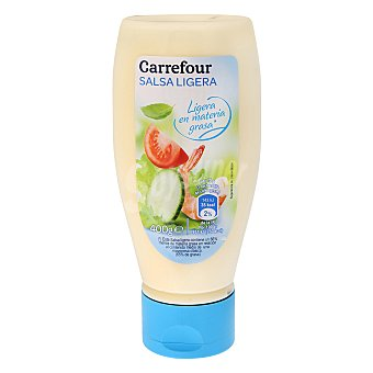 Carrefour Salsa fina 400 ml