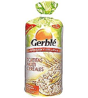 Gerble Tortitas multicereales 130 g