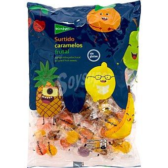 El Corte Inglés Caramelos duros surtidos frutales sin gluten bolsa 500 g bolsa 500 g