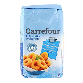 Carrefour Harina de trigo especial fritos y rebozados 1 kg