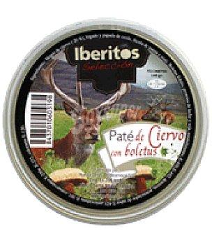 Iberitos Paté de Ciervo con Boletus selección 140 g