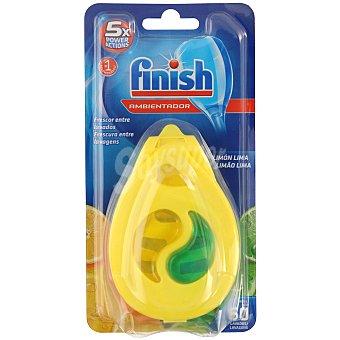 Finish Ambientador lavavajillas limón y lima Paquete 1 unidad
