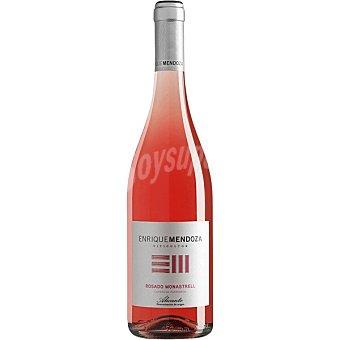Enrique mendoza Vino rosado monastrell DO Alicante Botella 75 cl
