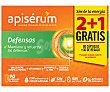 Complemento nutricional a base de jalea real vitaminada defensas 90 uds Apiserum
