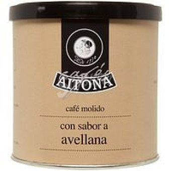Aitona Café molido sabor a avellana Lata 100 g