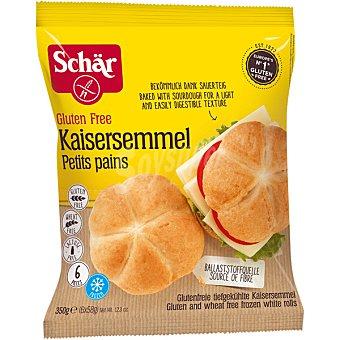 SCHAR Rosette pan sin gluten envase 350 g Envase 350 g