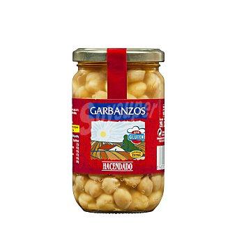 Hacendado Garbanzo cocido Tarro 314 g escurrido 210 g