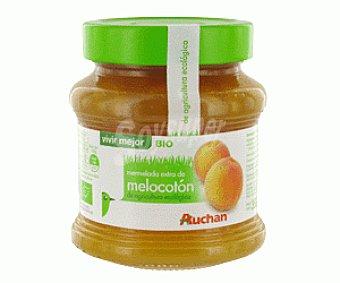 Vivir Mejor Auchan Mermelada de Melocotón de Agricultura Ecológica Bio 350g