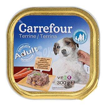 Carrefour Comida para perro pollo 300 gr
