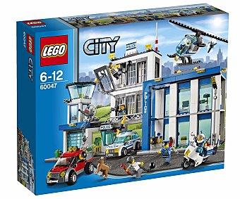 LEGO Juego de Construcciones Comisaría de Policía, Modelo 60047 1 unidad