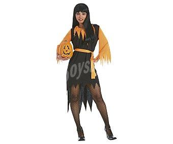 Haunted house Disfraz adulto Vampiresa Halloween, talla única Vampiresa Halloween