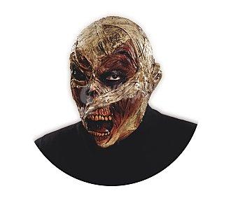 MY OTHER ME Complemento para disfraz Halloween, Máscara de momia tenebrosa zombie Máscara momia