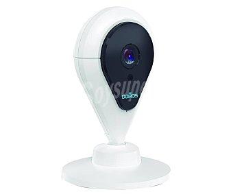 Domos Cámara IP wifi infrarrojos (visión nocturna), detección movimiento, grabación en Smartphone y tarjeta SD