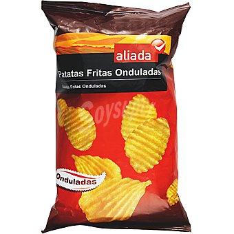 Aliada Patatas fritas onduladas Bolsa 240 g