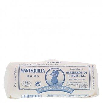 La Pasiega Mantequilla 250 G 250 g