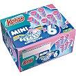 Mini Kontiki nube helado marshmallow 6 unidades sin gluten Unidad 222 g Kalise