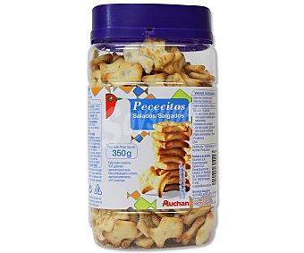 Auchan Pececitos Galletas Saladas 350 Gramos