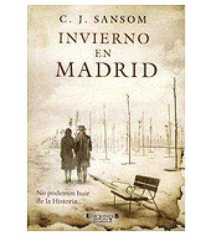 Invierno en Madrid (c.j. Sansom)