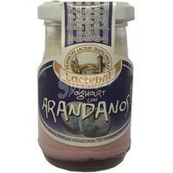 Lactebal Yogur de arándanos Tarro 130 g