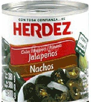 Herdez Nacho jalapeños 200 g
