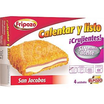 Fripozo Sanjacobos estuche 320 g 4 unidades