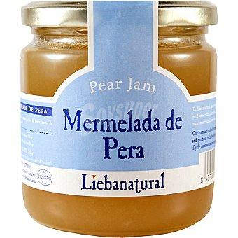 LIEBANATURAL Mermelada de pera Envase 360 g