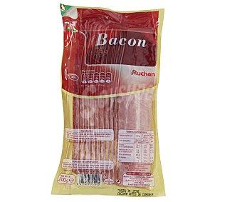 Auchan Bacon en lonchas ahumado 200g