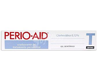 Perio Aid Dentífrico en gel de uso diario (coadyuvante del tratamiento periodontal) Tubo 75 ml