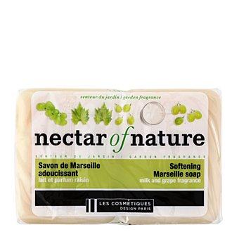 Les Cosmétiques Jabón de Marsella en pastillas Néctar of Nature con uvas 2 ud