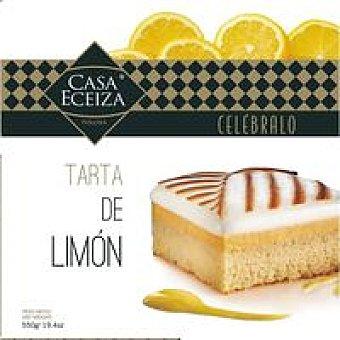 Casa Eceiza Tarta de limón Caja 550 g