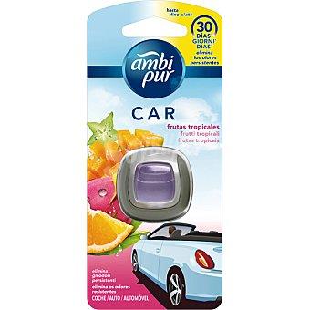 Tropical Ambipur CAR ambientador de coche fruta desechable 1 unidad