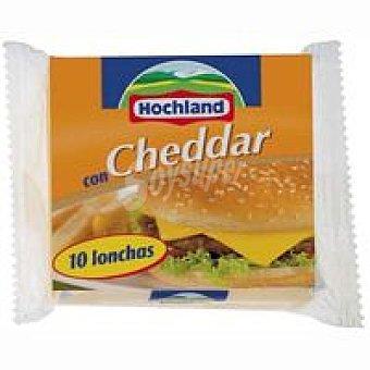 HOCHLAND Sabanitas Queso Cheddar Sobre 200 g