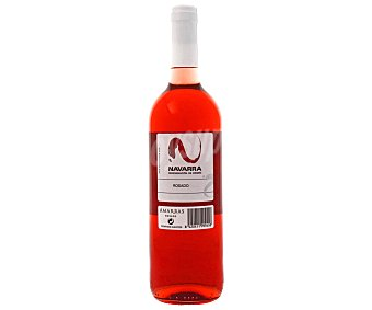 Amarras Vino Rosado de Navarra Botella 75 Centilitros