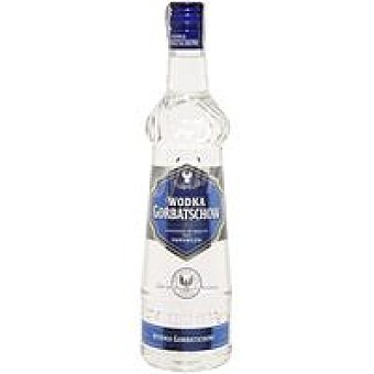 Gorbatschow Vodka alemán Botella 70 cl