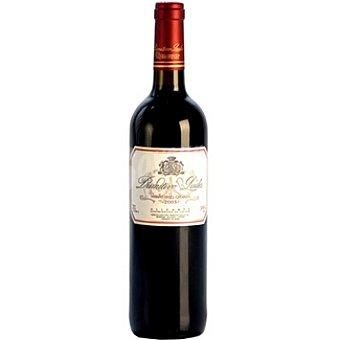 PRIMITIVO QUILES Vino tinto monastrell crianza D.O. Alicante Botella 75 cl