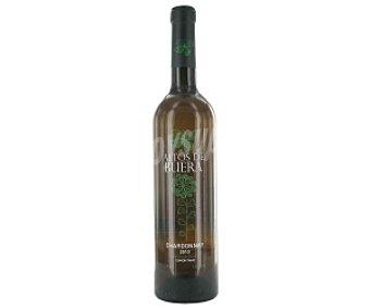 ALTOS DE BUERA Vino blanco Somontano Botella de 75 Centilitros