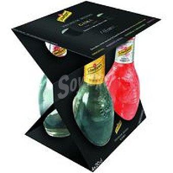 Schweppes Premium Mixer Tónica Ginger & Cardamomo 4x20cl