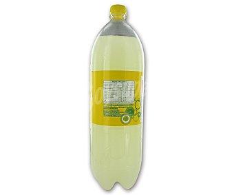Auchan Refresco de limón (bebida refrescante de zumo de frutas con azúcares y edulcorantes) Botella de 2 litros
