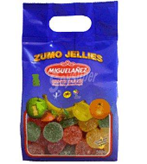 Miguelañez Zumo jellies 500 g