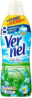Vernel Suavizante concentrado Cielo Azul 38 dosis
