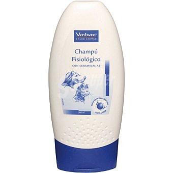 VIRBAC Champu fisiologico higienizante de uso frecuente para perros y gatos Envase 200 ml