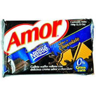 AMOR Galleta de Chocolate paquete 100 g