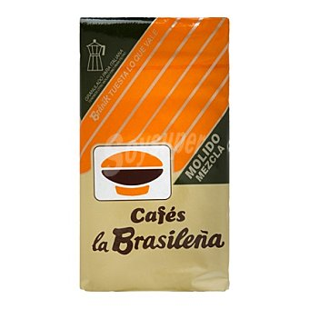 la Brasileña Café molido mezcla italiana 250 g