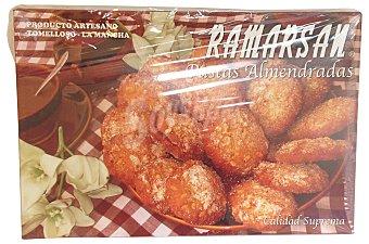 Ramarsan Pastas almendras horno Caja 900 g