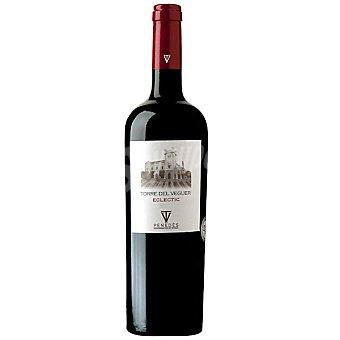 TORRE DEL VEGUER Eclectic Vino tinto crianza D.O. Penedés botella 75 cl