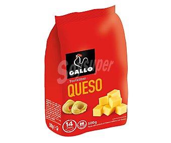 Gallo Tortellinis, pasta de sémola de trigo duro de calidad superior rellenos de queso 500 Gramos