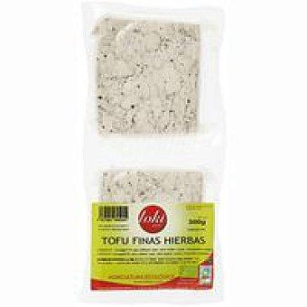 Toki Eco Tofú a las finas hierbas Bandeja 300 g