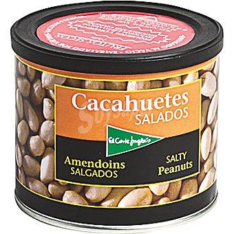 El Corte Inglés Cacahuetes salados Lata 311 g