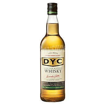 Dyc Whisky Botella 1 litro